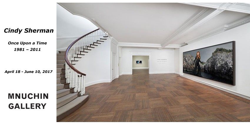 Cindy Sherman : Once Upon a Time - Mnuchin Gallery - New York