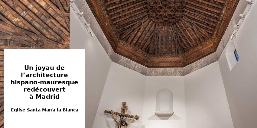 A gem of Hispano-Moorish architecture rediscovered in Madrid